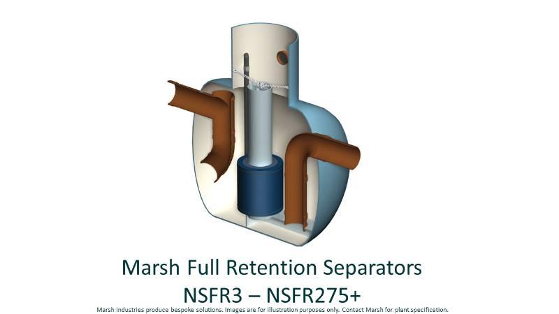 Marsh Hydroil™ Full Retention Separators