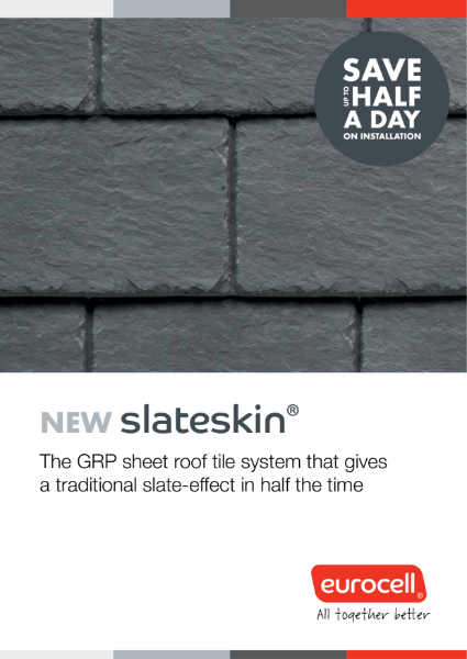 Slateskin Roof Tile System Guide