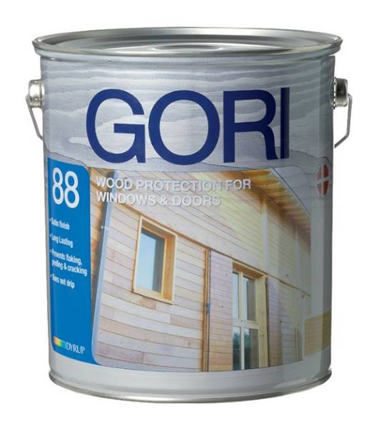 GORI 88 Compact Transluscent Wood Stain