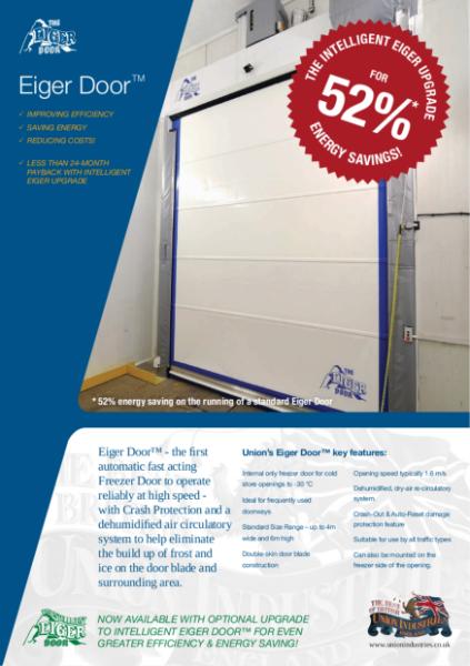 Eiger Door standard specification