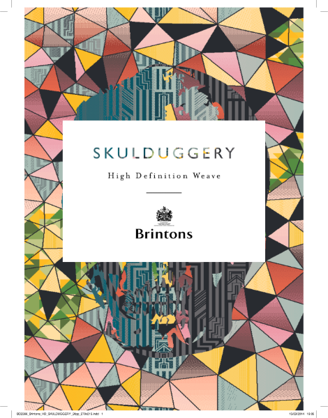 Brintons High Definition Weave Skulduggery