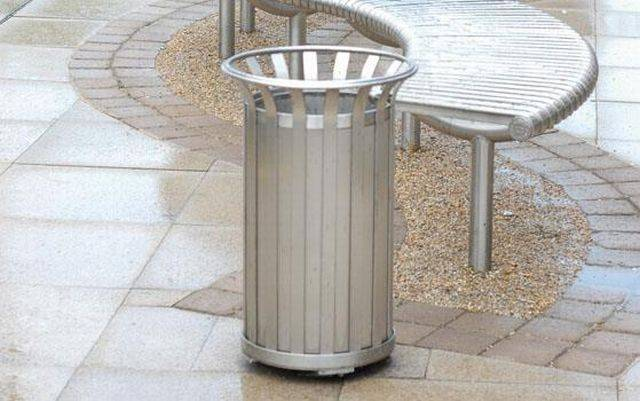 Ollerton M3 Flared Top 85 Litre Litter Bin