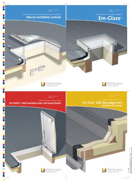 Em-Glaze - Modular Rooflights