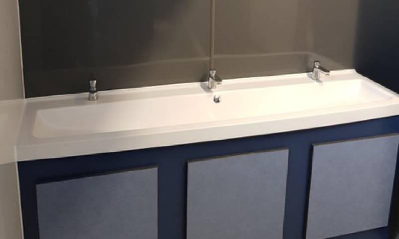 Franke supply washtroughs to Halcross Academy in Doncaster for washroom revamp