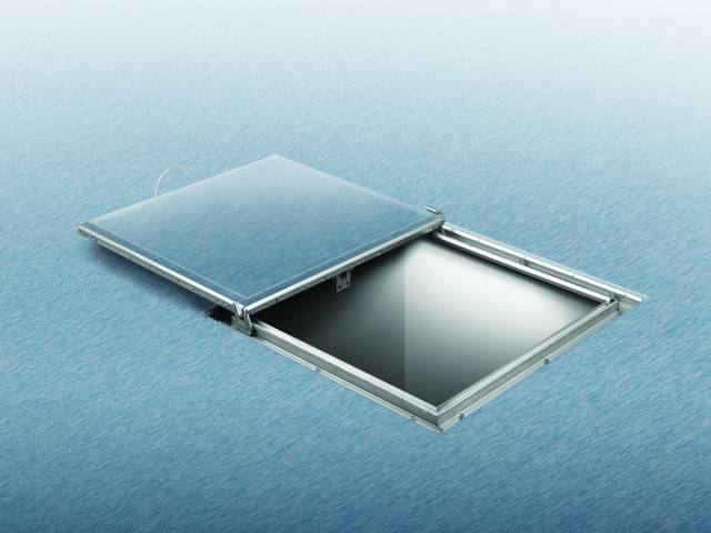 Double Sealed Sliding Access Cover