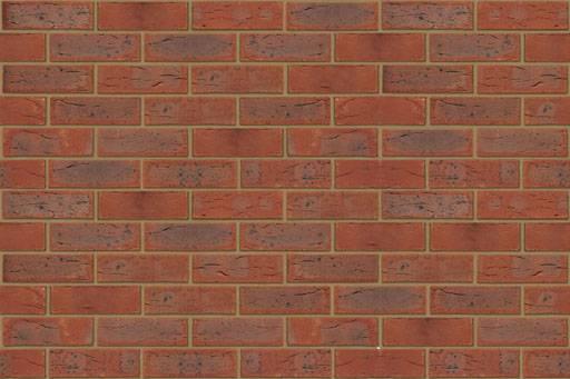 Surrey Red Multi - Clay bricks