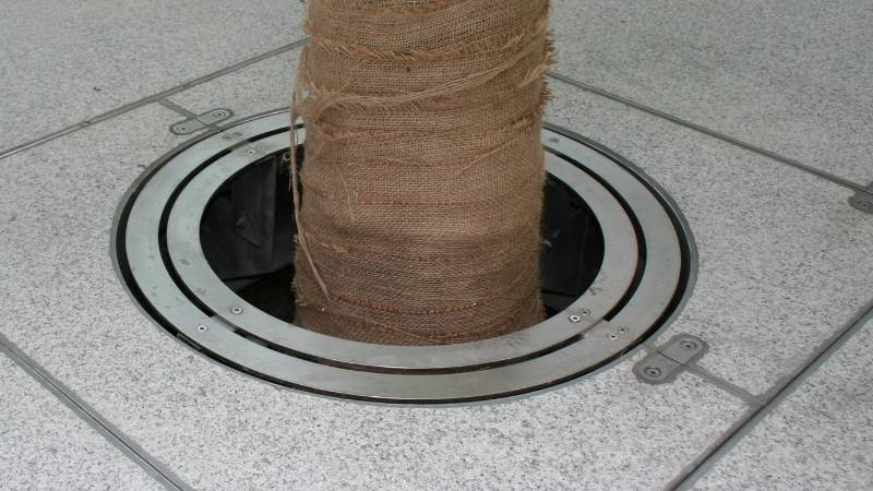 5000 Series (Aluminium) Tree Pit Cover