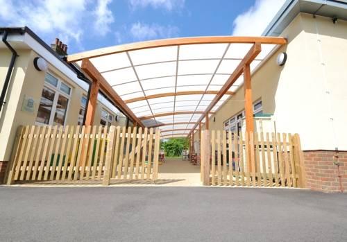 St Joseph's Catholic Primary School - Timber Canopy