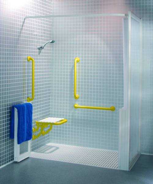 Neatdek 3 Level-access Shower Grilles