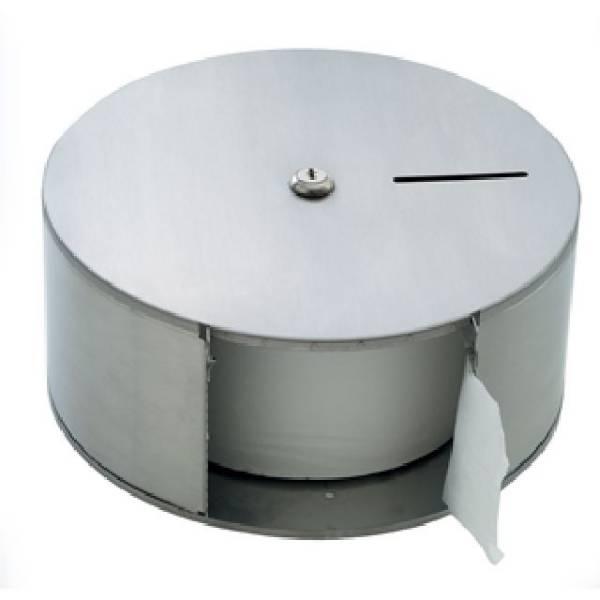 BC925 Dolphin Stainless Steel Mini Jumbo Dispenser