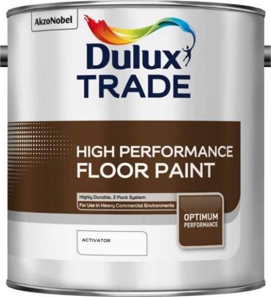 High Performance Floor Paint