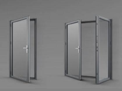 Ali FOLD Door