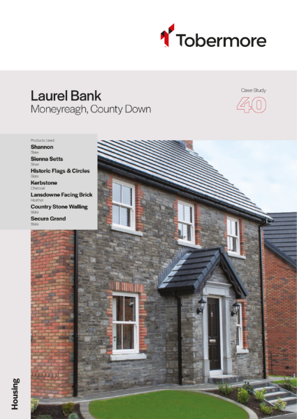 Featured project - Laurel Bank Moneyreagh, County Down