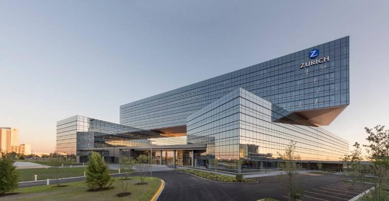 Zurich North America Headquarters Goettsch Partners
