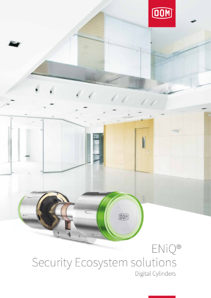 DOM ENiQ Pro Cylinder
