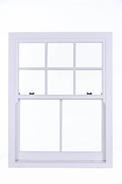 Ultimate Rose Sash Window - Single