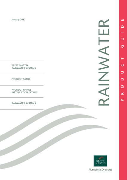 Rainwater Systems Product Guide