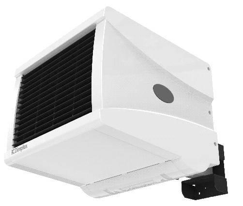 Industrial Fan Heaters - CFH