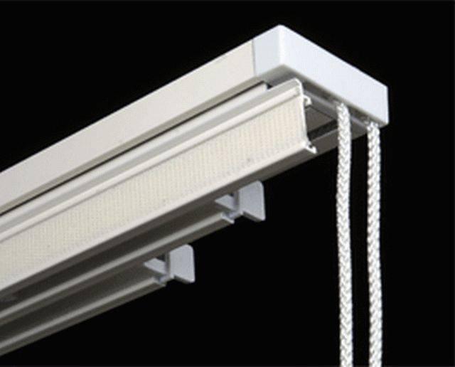 G-Rail 7300 Roller Panel System