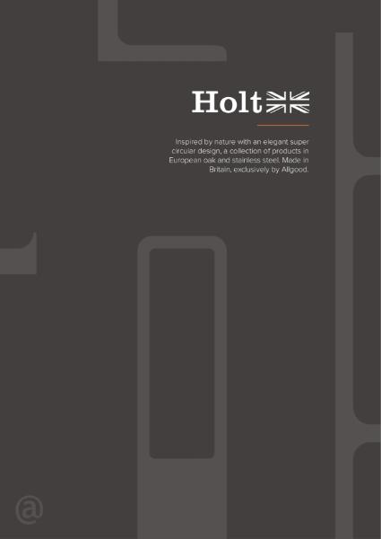 Holt - Oak Door and Bathroom Accessories