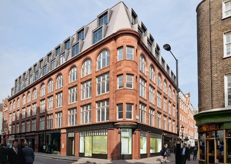 76-88 Wardour Street, London