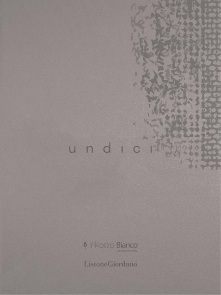 UNDICI COLLECTION: Engraved & Patterned Wooden Flooring