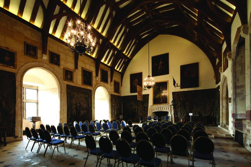 Berkley Castle - Gloucestershire