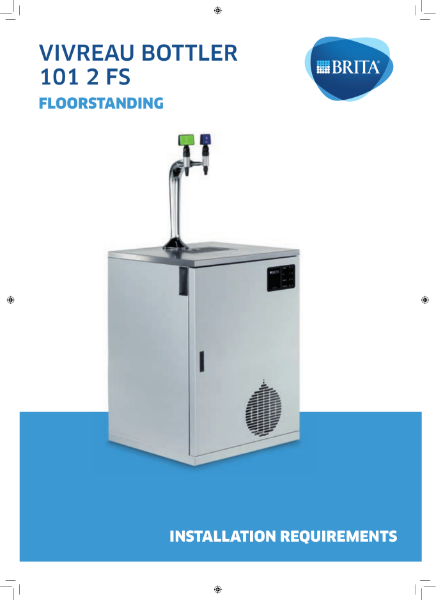 BRITA Vivreau Bottler 101 Specification