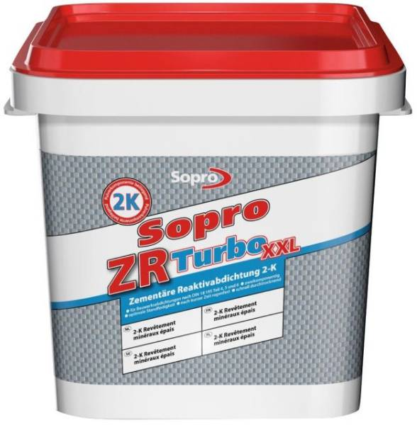 Sopro ZR 618 Rapid Drying Waterproof Membrane