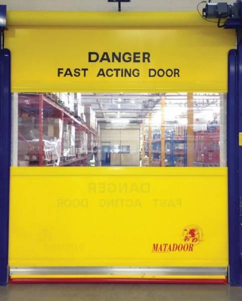 Matadoor High Speed Roller Door
