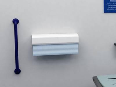 Large Paper Towel Dispenser CP PD 1