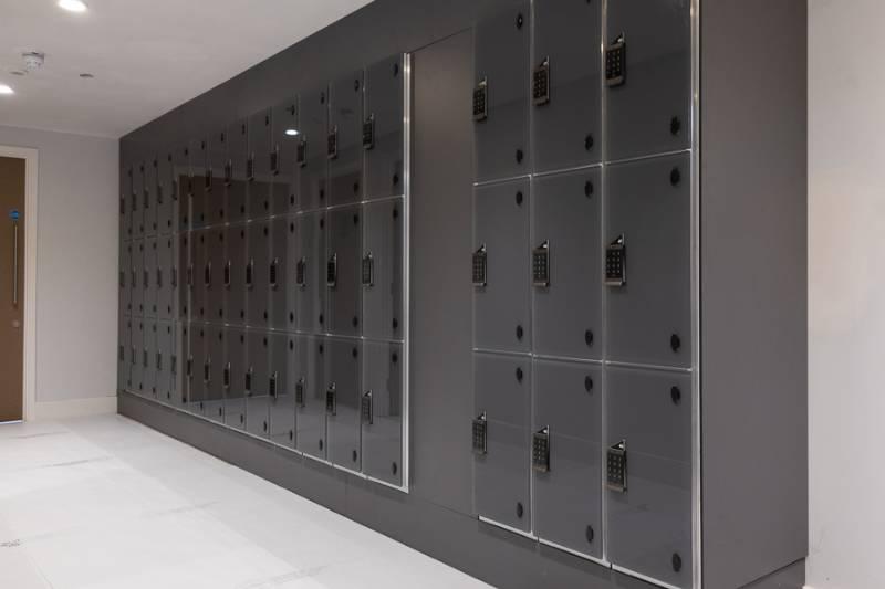Eos Interiors Ltd Office Lockers Project