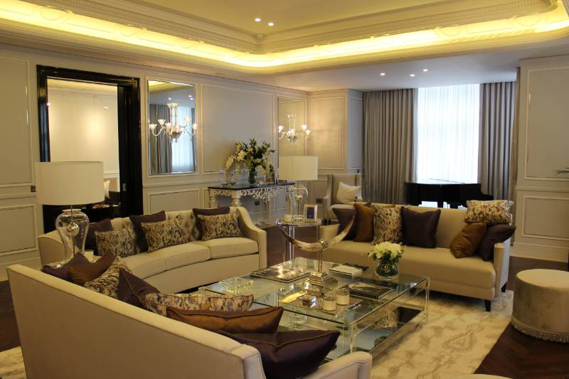 Luxury Interiors Package, London