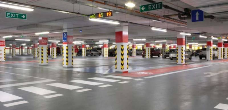 Resin flooring system Resudeck™ ID