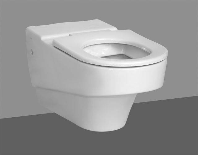 VitrA S50 Wall-hung WC Pan, 70 cm, 5336
