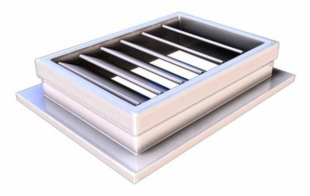 SHEVTEC® Roof Vent and Louvres