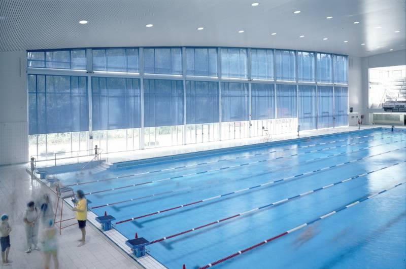 Wezenberg Olympic Pool, Belgium