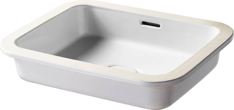 Fusaro Cistern Bi White 4.5/3L Dfv