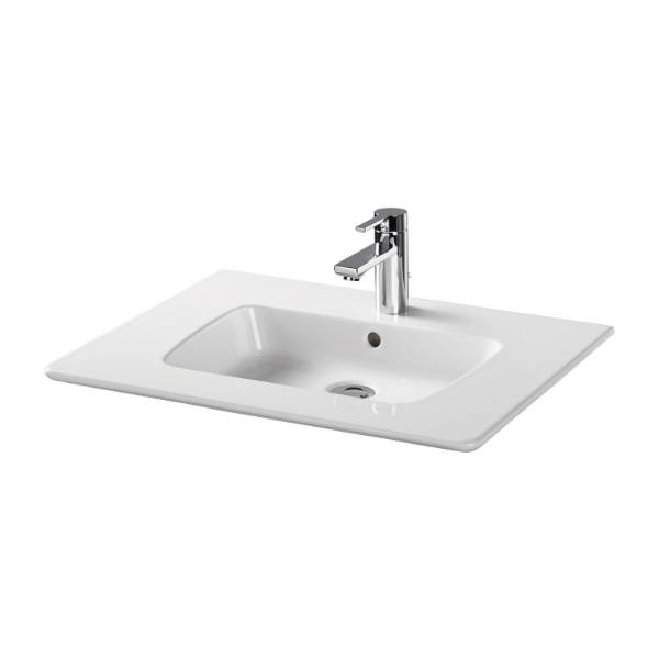 Simeto Due 64 cm Vanity Washbasin