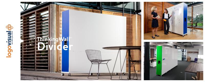 ThinkingWall Divider Whiteboard Flyer