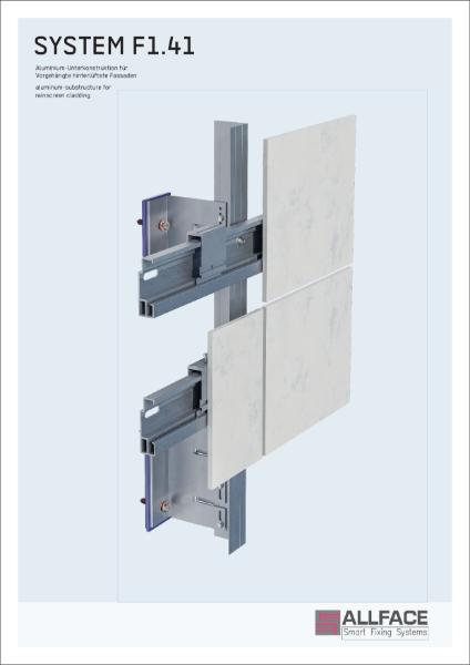 Allface System Details - F1.41