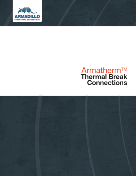 Armatherm Structural Thermal Breaks