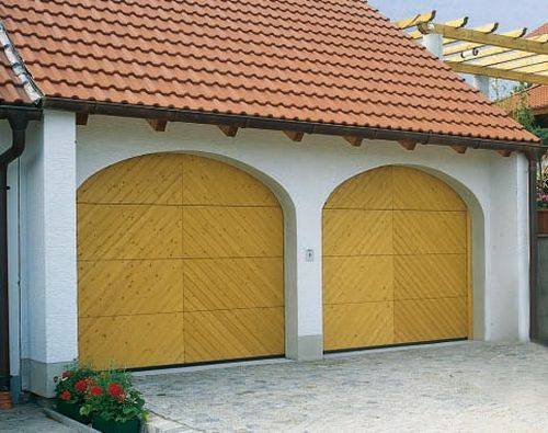 Bespoke Overhead Sectional Garage Doors