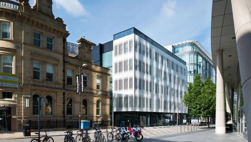 No.1 Hardman Street, Manchester