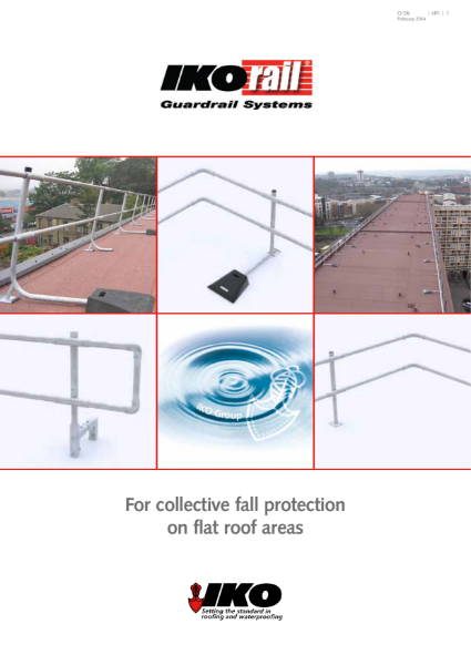 IKO Rail: Guardrail System