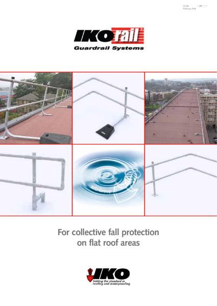 IKO Rail: Guardrail System