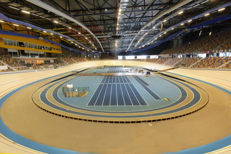 Accoya® velodrome in the running for fastest world record
