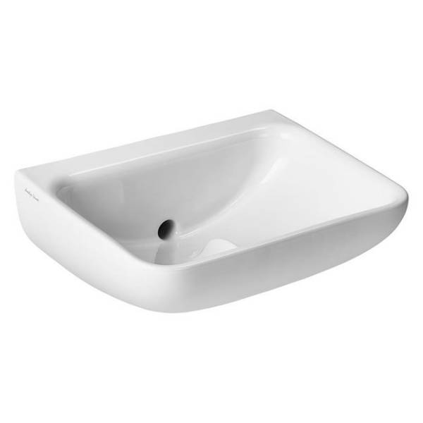HBN 00-10 HTM64 (LB H M) Contour 21+ 50cm Back Outlet Washbasin