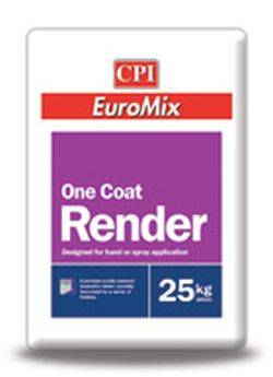 EuroMix One Coat Render