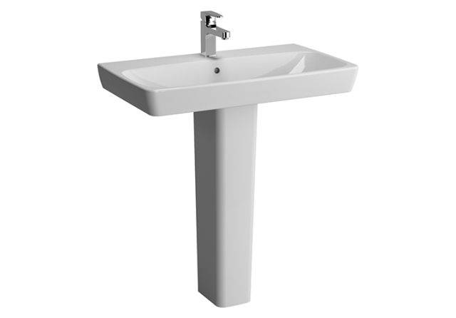 VitrA M-Line Washbasin, 80 cm, 5663